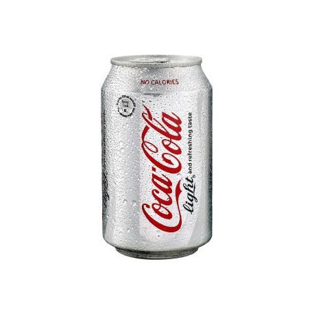 Cola Light 33CL
