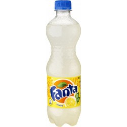 Fanta Lemon Pet 24 X 50CL