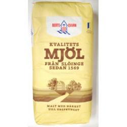 Mjöl BBB 25kg/Säck