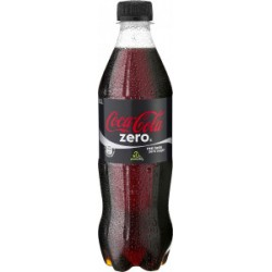 Cola Zero Pet 24 X 50CL
