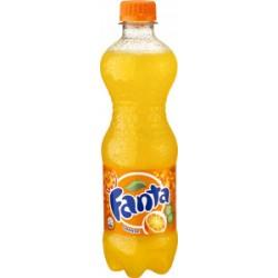 Fanta Apelsin 24X50CL