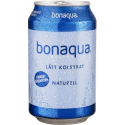 Bonaqua Naturell 24 X 33CL