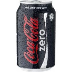 Cola Zero 24 X 33CL
