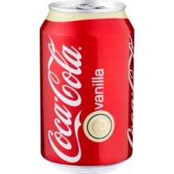 Cola Vanilj 24 X 33CL