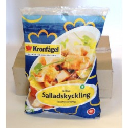 Kyckling KRONFÅGEL 6 kg/KRT