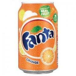 Fanta Apelsin 24 X 33CL