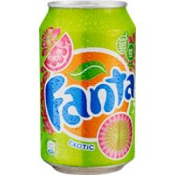 Fanta Exotic 24 X 33CL