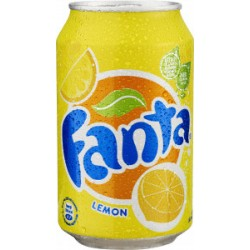 Fanta Lemon 24 X 33CL