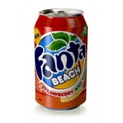 Fanta Strawberry & Kiwi 24X33CL