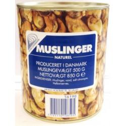 Musslor 850Gr/Burk
