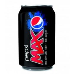 Pepsi Max 24 X 33CL
