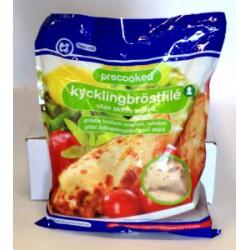 KYCKLINGFILEGRI KALINO 2,5 kg/st