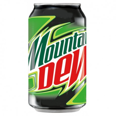 Mountain Dew 24X33CL