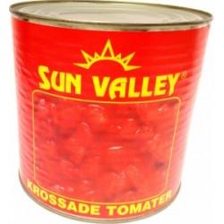 Krossade tomater 3Kg/Burk