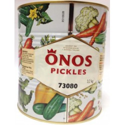Pickles 3,2kg/Burk