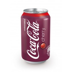 Cola Cherry 24 X 33CL